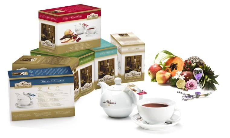 Herbata Sir William's Tea ROYAL TASTE